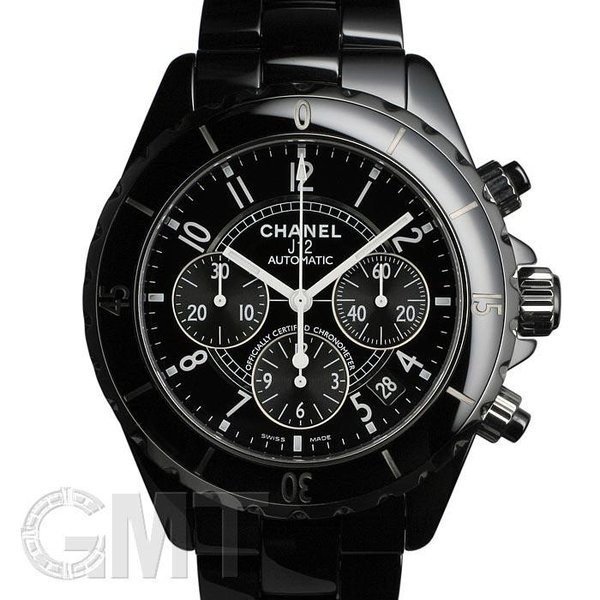 new product 5ee4b 0f4f3 シャネル J12 H0940 クロノグラフ メンズ 41mm CHANEL 新品 メンズ 腕時計 送料無料 年中無休