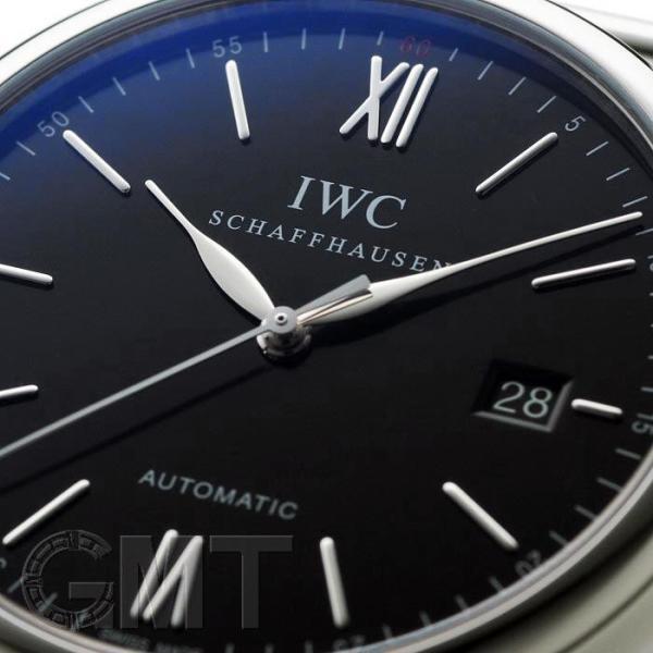 IWC ポートフィノ ブラック IW356506 IWC 新品 メンズ  腕時計  送料無料  年中無休 gmt 03