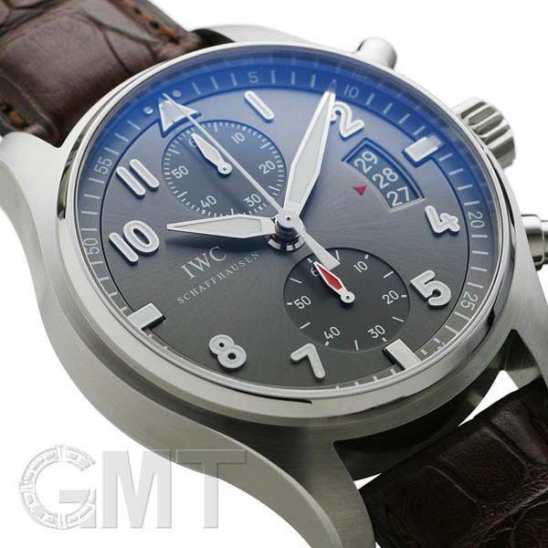 IWC スピットファイヤー クロノグラフ IW387802 IWC 新品 メンズ  腕時計  送料無料  年中無休|gmt|02
