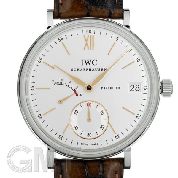 IWC ポートフィノ ハンドワインド 8Days IW510103 IWC 新品 メンズ  腕時計  送料無料  年中無休 gmt