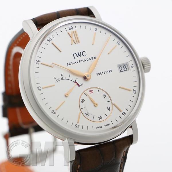 IWC ポートフィノ ハンドワインド 8Days IW510103 IWC 新品 メンズ  腕時計  送料無料  年中無休 gmt 03