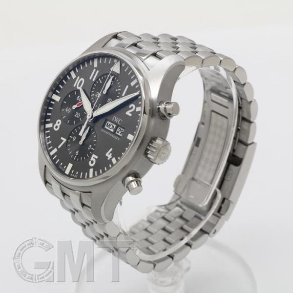 IWC パイロット・ウォッチ・クロノグラフ スピットファイア IW377719 IWC 新品 メンズ  腕時計  送料無料  年中無休 gmt 02