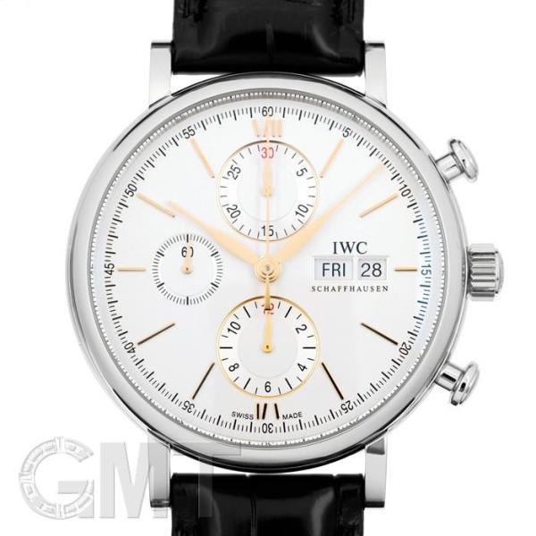 IWC ポートフィノ クロノグラフ IW391022 IWC 新品 メンズ  腕時計  送料無料  年中無休|gmt