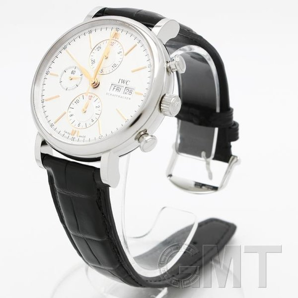 IWC ポートフィノ クロノグラフ IW391022 IWC 新品 メンズ  腕時計  送料無料  年中無休|gmt|02