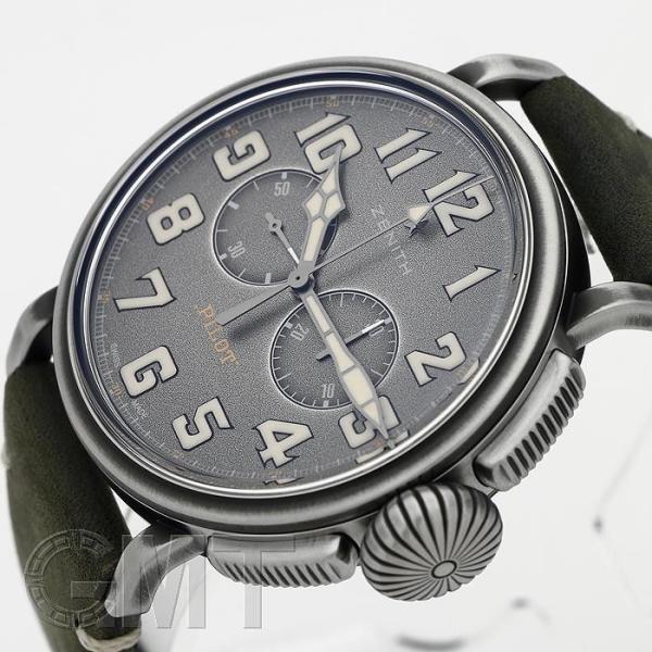 ゼニス パイロット タイプ20 トンアップ 11.2430.4069/21.C773 ZENITH 新品 メンズ  腕時計  送料無料  年中無休|gmt|03