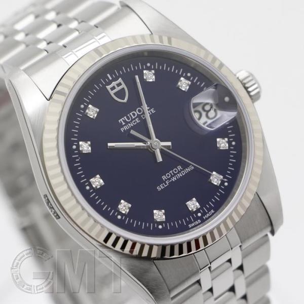 competitive price 401ab 78292 チュードル プリンスデイト 74034 [10Pダイヤ 5連SSブレス ...