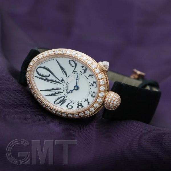 ブレゲ クイーンオブネイプルズ ミニ ホワイトMOP 8928BR/5W/844 DD0D BREGUET 新品 レディース  腕時計  送料無料  年中無休