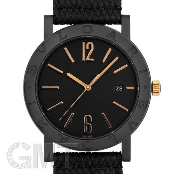 ブルガリ ブルガリ・ブルガリ ソロテンポ BB41BBCLD/MB BVLGARI 新品 メンズ  腕時計  送料無料  年中無休 gmt