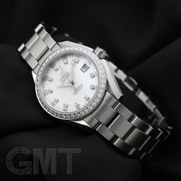 オメガ シーマスターアクアテラ 150M マスターコーアクシャル 34MM 231.15.30.20.55.001 OMEGA 新品 レディース  腕時計  送料無料  年中無休