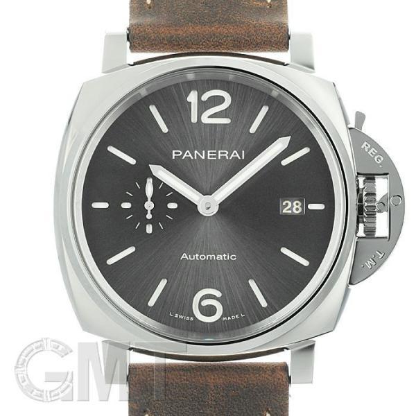 パネライ ルミノール ドゥエ 3デイズ オートマティック アッチャイオ 42MM PAM00904 OFFICINE PANERAI 新品 メンズ  腕時計  送料無料|gmt