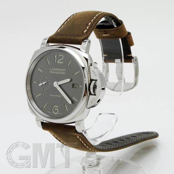 パネライ ルミノール ドゥエ 3デイズ オートマティック アッチャイオ 42MM PAM00904 OFFICINE PANERAI 新品 メンズ  腕時計  送料無料|gmt|02