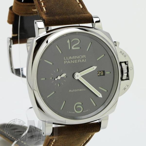 パネライ ルミノール ドゥエ 3デイズ オートマティック アッチャイオ 42MM PAM00904 OFFICINE PANERAI 新品 メンズ  腕時計  送料無料|gmt|03