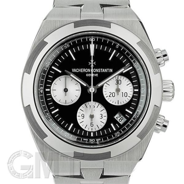 オーヴァーシーズ クロノグラフ 42.5mm ブラック SSブレス 5500V/110A-B481 VACHERON CONSTANTIN 新品 メンズ  腕時計  送料無料  年中無休 gmt