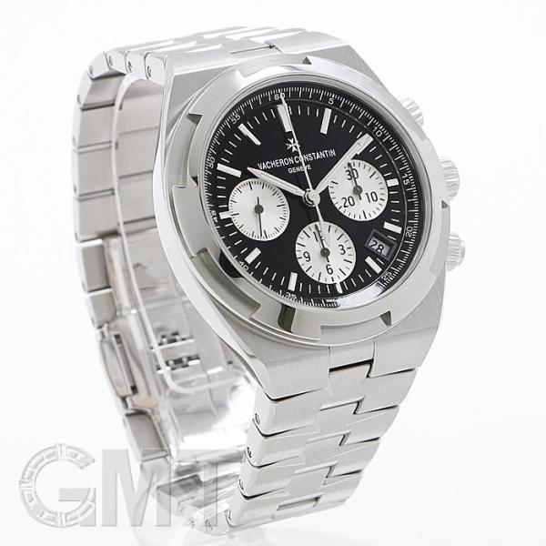 オーヴァーシーズ クロノグラフ 42.5mm ブラック SSブレス 5500V/110A-B481 VACHERON CONSTANTIN 新品 メンズ  腕時計  送料無料  年中無休 gmt 02