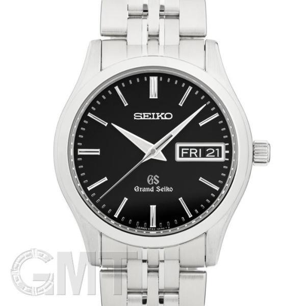 SEIKO グランドセイコー クオーツ ブラック SBGT021