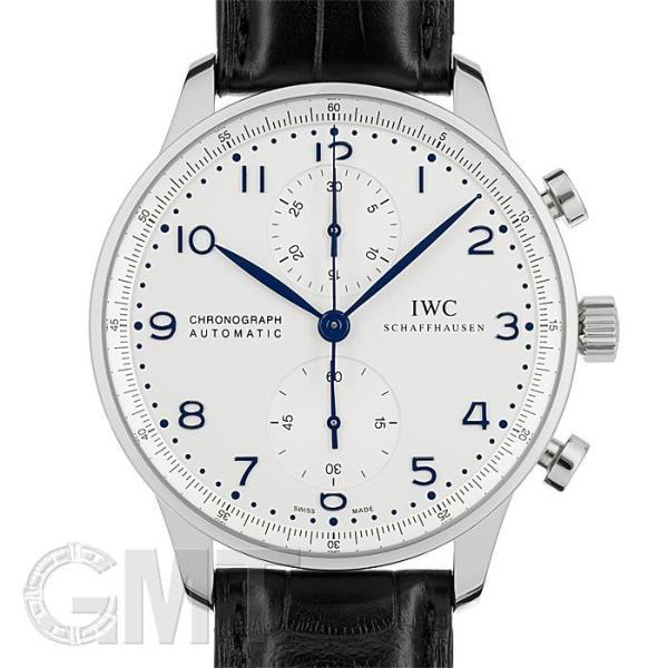 IWC インターナショナルウォッチカンパニー ポルトギーゼ クロノグラフ オートマティック IW371446
