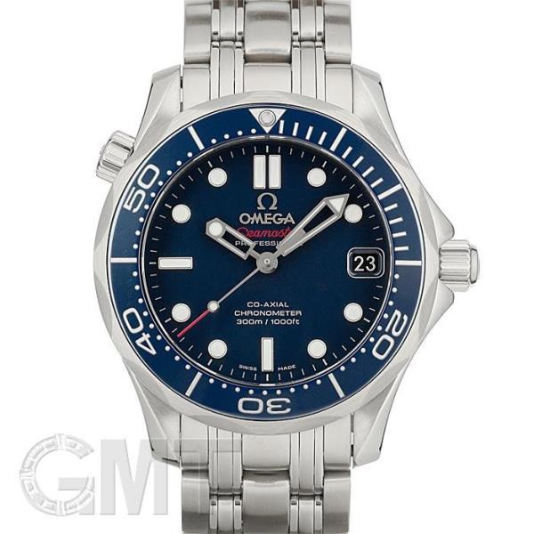 OMEGA オメガ シーマスター300M コーアクシャル 212.30.36.20.03.001 ブルー