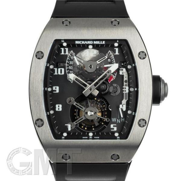 リシャール ミル トゥールビヨン RM002 Ver.1 ホワイトゴールド RICHARD MILLE 【中古】【メンズ】 【腕時計】 【送料無料】 【年中無休】|gmt