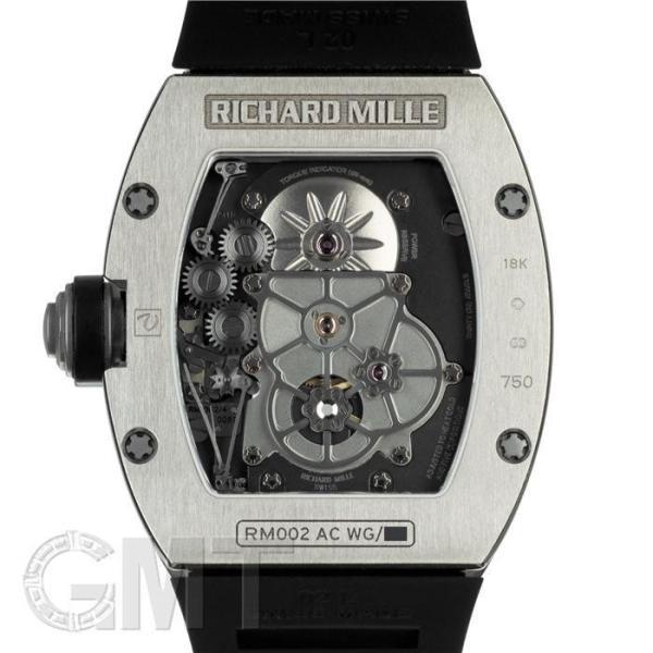リシャール ミル トゥールビヨン RM002 Ver.1 ホワイトゴールド RICHARD MILLE 【中古】【メンズ】 【腕時計】 【送料無料】 【年中無休】|gmt|02