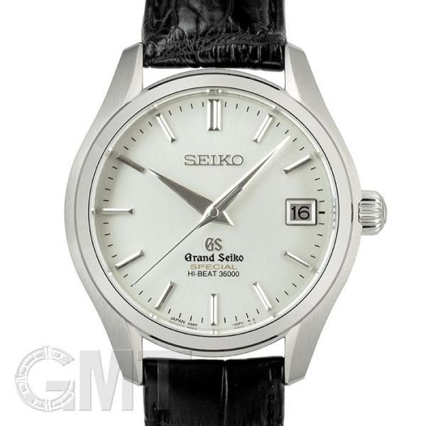 セイコーグランドセイコーメカニカルハイビート3600018KモデルSBGH019マスターショップ SEIKO中古メンズ腕時計