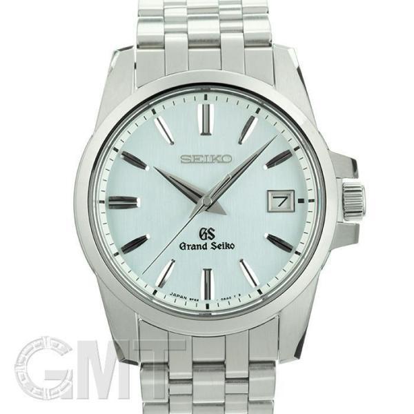 セイコーグランドセイコークオーツSBGX047ライトスチールブルークォーツSEIKO中古メンズ腕時計