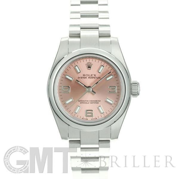 ロレックスオイスターパーペチュアル176200ピンク369ROLEXROLEX中古レディース腕時計