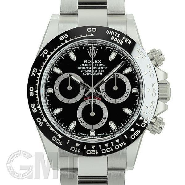 ロレックスデイトナ116500LNブラックROLEX中古メンズ腕時計