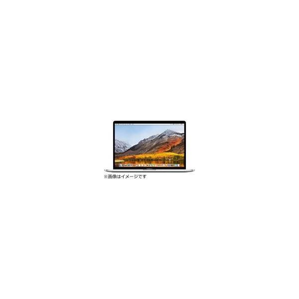 MacBookPro 15インチ Touch Bar搭載モデル USキーボードモデル[2017年/SSD 256GB/メモリ 16GB/2.8GHzクアッドコア Core i7]シルバー MPTU2JA/Aの画像