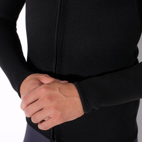 【全品10%OFF! 7/13 23:59まで】タッパー ウェットスーツ メンズ 2.5mm タッパ サーフィン ウエットスーツ 日本規格 SUP ダイビング go-island 04