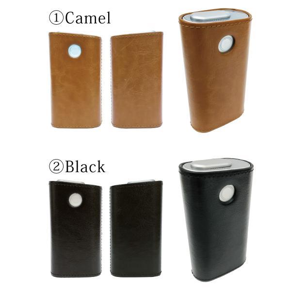 グロー ケース 電子タバコ グローケース カバー glo グロー ケース gloケース puレザー レザー gl-case01 送料無料 発送はメール便 gochumon 04