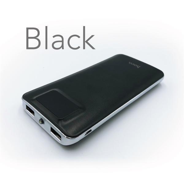 モバイルバッテリー 10000mAh 大容量 軽量 iPhone8 plus iPhone android スマホ 充電器 モバイル バッテリー hoco hoco-bt01|gochumon|21