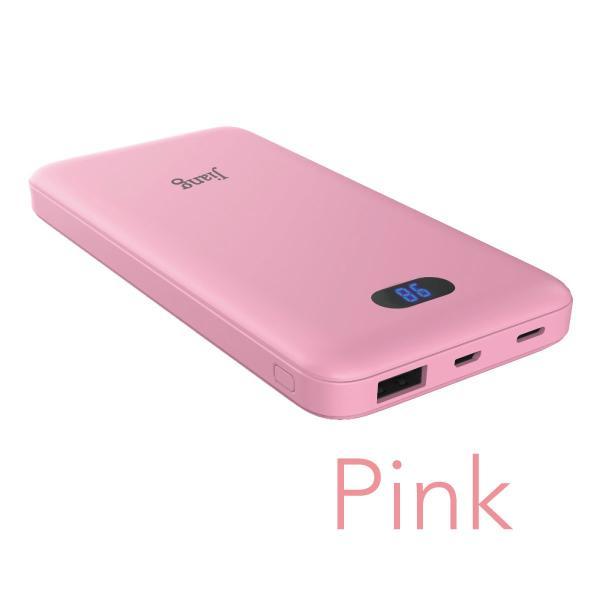 モバイルバッテリー 10000mAh 大容量 軽量 液晶残量表示付 iPhoneXS iPhone android スマートフォン モバイル バッテリー jiang-bt03|gochumon|17