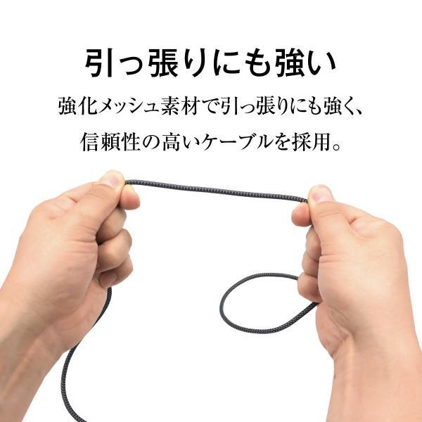 ACアダプター Type-C タイプC USB 充電器 type c 急速 3A Type-Cケーブル付 ACアダプタ 2ポート usb 2口 4.8A  typec USB充電器 アダプター  jiang-tpc-set|gochumon|07