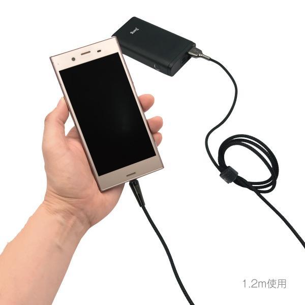 Type-C ケーブル 3A USB type-c タイプC ケーブル 両側 充電器 変換アダプタ ハブ 急速充電 3a 30cm 120cm 180cm switch スイッチ jiang-typec01|gochumon|09
