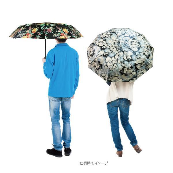 折りたたみ傘 レディース 自動開閉 かわいい 大きい 花柄 丈夫 ワンタッチ 折り畳み傘 kasa-03 gochumon 04