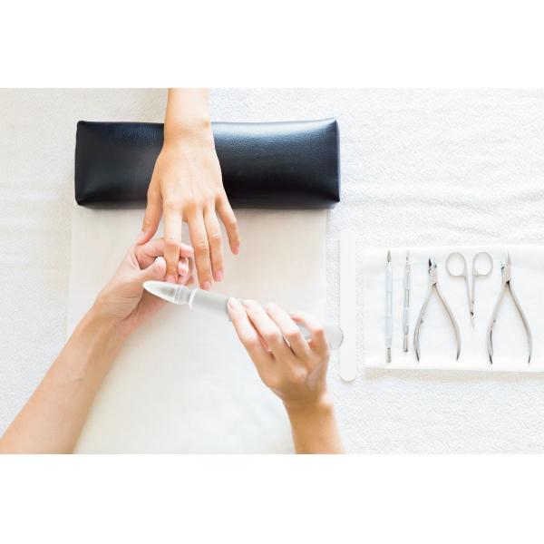 ネイルケア 電動 マシン ネイルケアセット ネイルマシン ネイル工房 ネイル ネイルケアグッズ 爪磨き コンパクト おしゃれ nail-care|gochumon|09