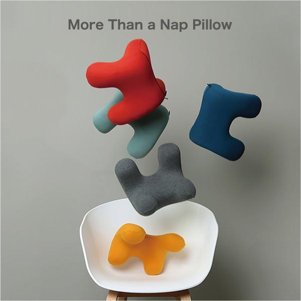 低反発 クッション ネックピロー 飛行機 トラベル ピロ− ネック エラー お昼寝 まくら 枕 マット かわいい pillow-01|gochumon|04