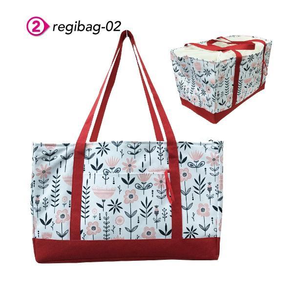 レジカゴバッグ 保冷 レジカゴ レジかごバッグ 保温 折りたたみ おしゃれ 大容量 レジカゴ型 エコバッグ regi-bag-01|gochumon|15