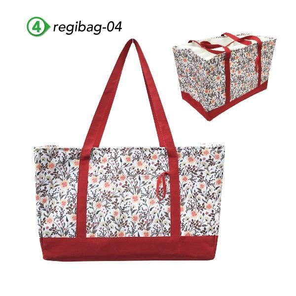 レジカゴバッグ 保冷 レジカゴ レジかごバッグ 保温 折りたたみ おしゃれ 大容量 レジカゴ型 エコバッグ regi-bag-01|gochumon|17