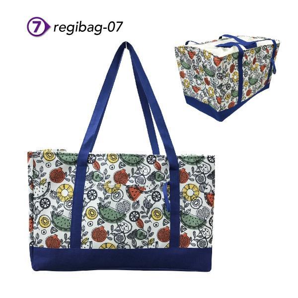 レジカゴバッグ 保冷 レジカゴ レジかごバッグ 保温 折りたたみ おしゃれ 大容量 レジカゴ型 エコバッグ regi-bag-01|gochumon|20