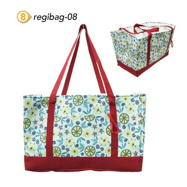 レジカゴバッグ 保冷 レジカゴ レジかごバッグ 保温 折りたたみ おしゃれ 大容量 レジカゴ型 エコバッグ regi-bag-01|gochumon|21