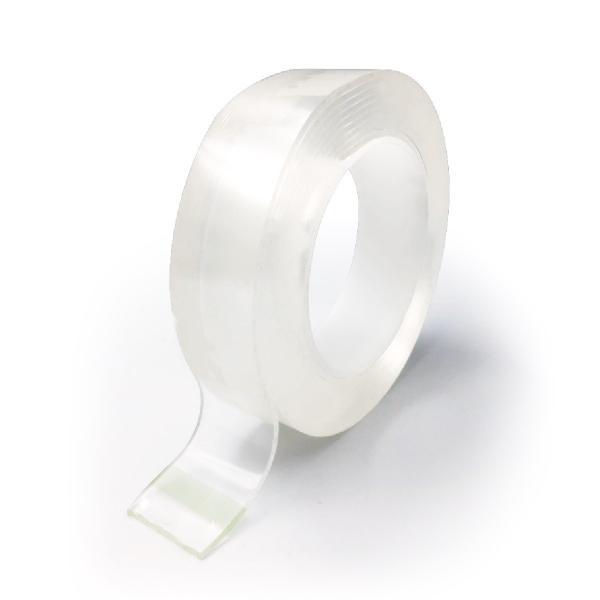 両面テープ 超強力 はがせる 3m 30mm 強力 防災対策 ryomen-tape|gochumon|16