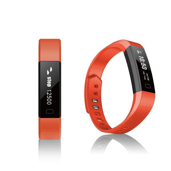 スマートウォッチ iphone 対応 android 対応 line 血圧 防水 日本語 血圧測定 心拍計 歩数計 IP67防水 スマートブレスレット レディース メンズ sb-y11|gochumon|20