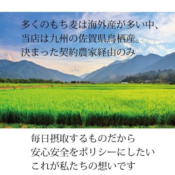 雑穀 もち麦 パック 国産 無農薬 栄養価最高峰の殻付き紫もち麦品種 セール godaihasebegift 04