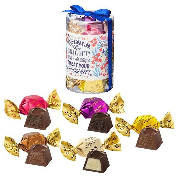 お中元 サマーギフト お返し お祝い チョコレート コレクションソレイユ G キューブ アソートメント 5粒入