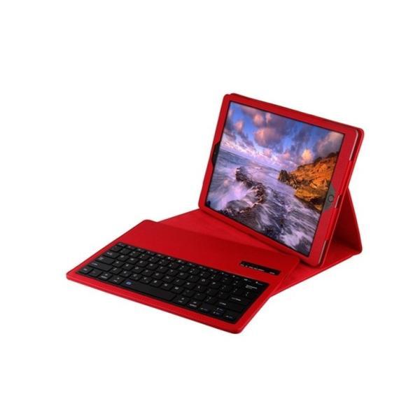 iPadPro 12.9インチ キーボードケース レザー ipad pro ケース 一体型 Bluetoothキーボード ブルートゥース キーボード 着脱可能 アイパッドプロ キーボード goen-yahuu-ten 02