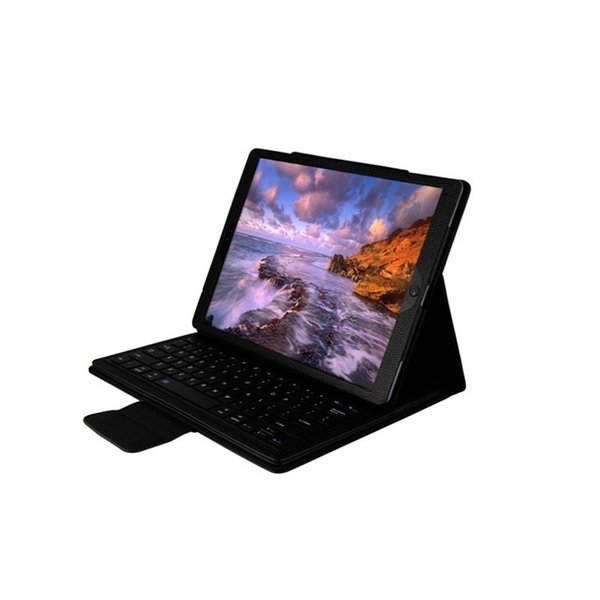 iPadPro 12.9インチ キーボードケース レザー ipad pro ケース 一体型 Bluetoothキーボード ブルートゥース キーボード 着脱可能 アイパッドプロ キーボード goen-yahuu-ten 08