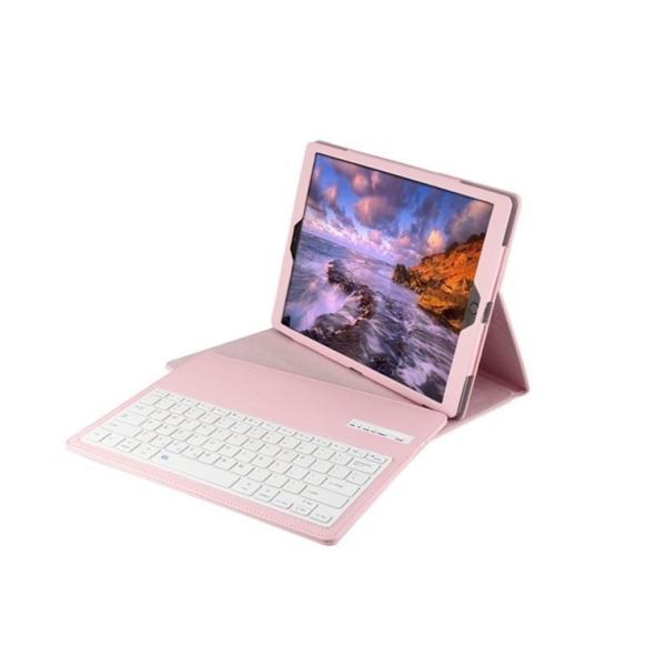 iPadPro 12.9インチ キーボードケース レザー ipad pro ケース 一体型 Bluetoothキーボード ブルートゥース キーボード 着脱可能 アイパッドプロ キーボード goen-yahuu-ten 10