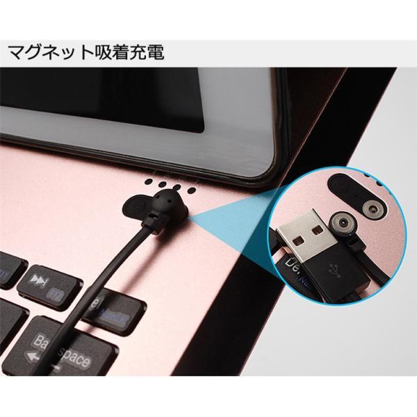 iPad Pro 10.5 10.5インチ iPadPro10.5 キーボード Bluetooth キーボードケース iPad Pro10.5 ケース カバー デザイン iPadPro|goen-yahuu-ten|05