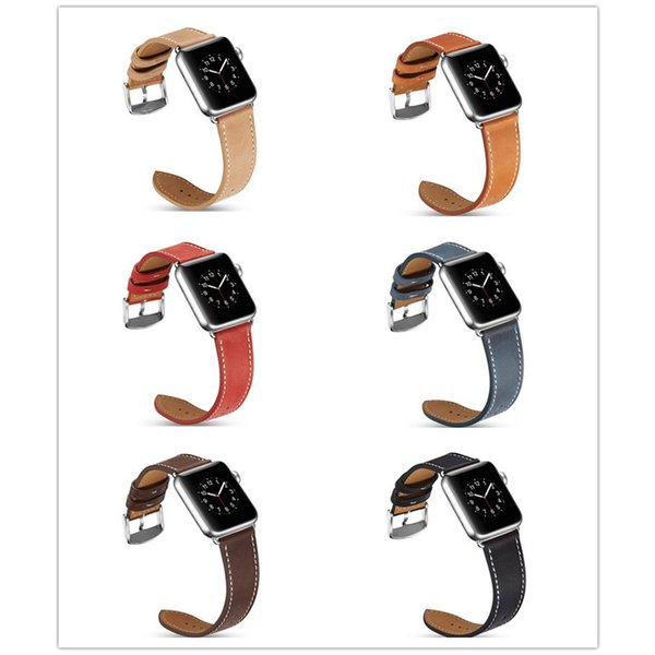 アップルウォッチ バンド apple watch series4 40mm 44mmseries3 series2 series1 42mm 38mm Apple Watch バンド レザー 高品質|goen-yahuu-ten|09